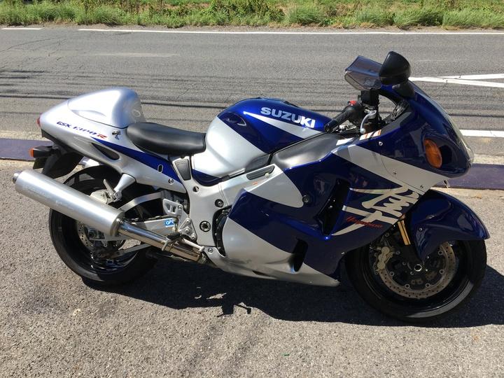 バイク買取 広島 GSX1300R ハヤブサ