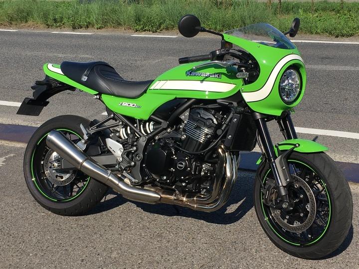 バイク買取 岡山 Z900RS カフェ