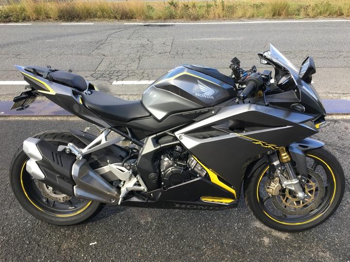 バイク買取 海田 CBR250RR