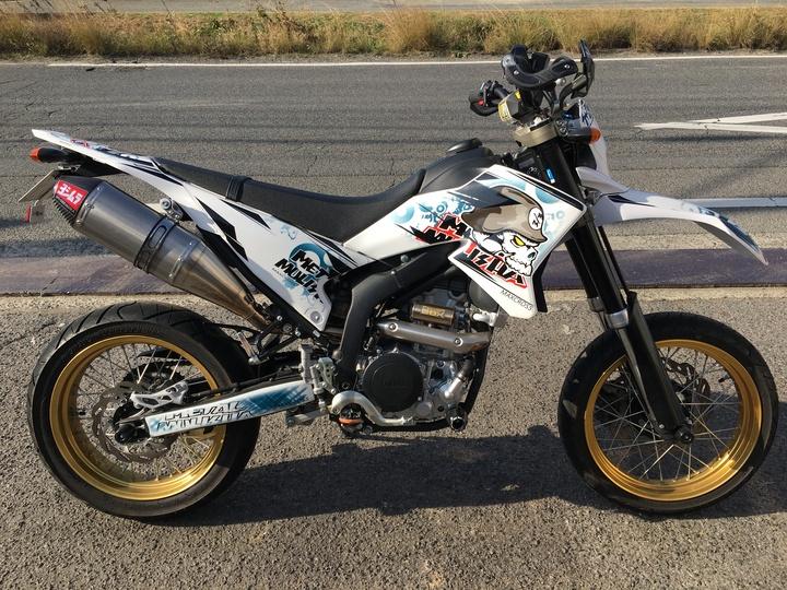 バイク買取 広島 WR250X