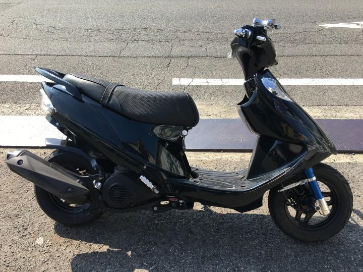 バイク買取福岡 アドレスV125