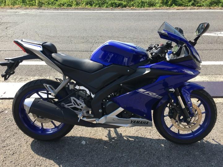 バイク買取 福山 YZF-R15