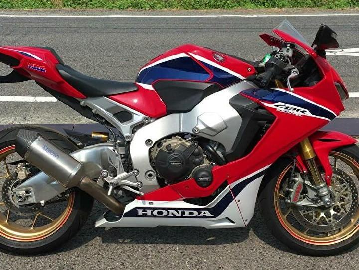 バイク買取福山 CBR1000RR SP