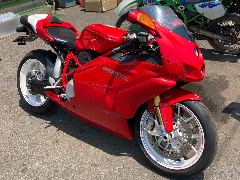 バイク買取 広島 ドゥカティ 999S