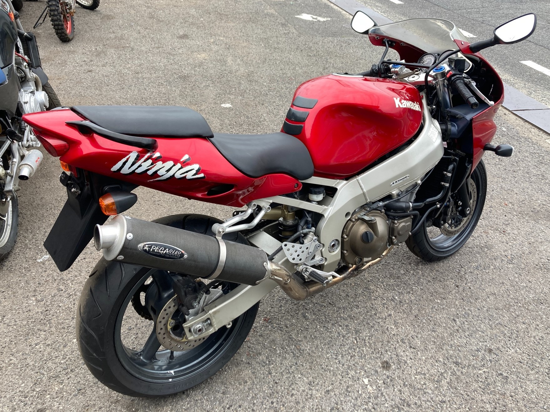 バイク買取 岡山 ZX-9R