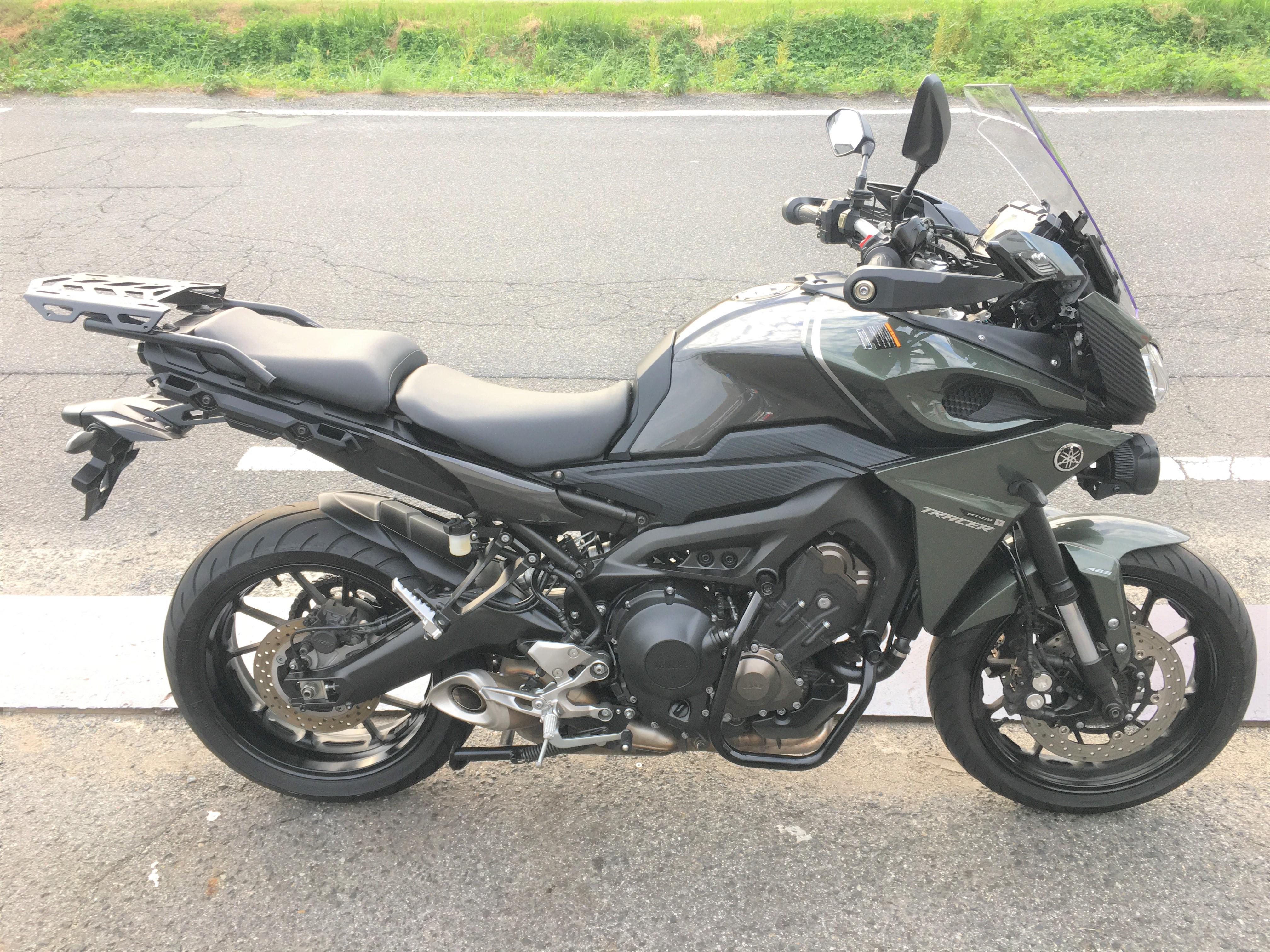 バイク買取 MT-09 トレーサー
